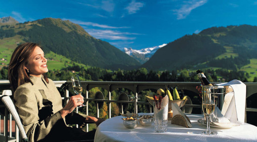 Hapjes Gstaad Palace Hotel