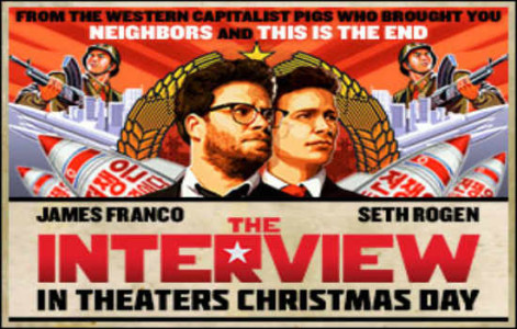 The Interview op YouTube