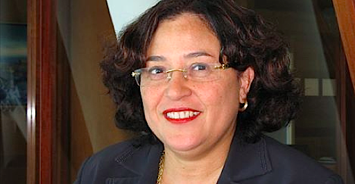Minister Camelia-Römer puts forth project improvement infrastructure | Foto Persbureau Curacao