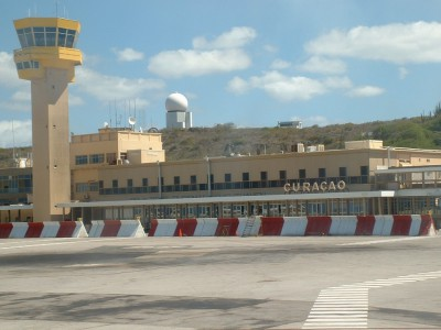Luchthaven Curacao
