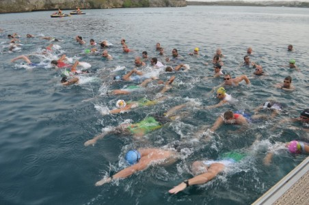 Ennia Curaçao International Triathlon | Foto Jeu Olimpio