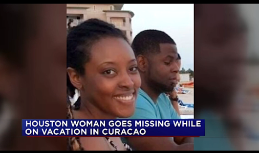 A Houston woman on vacation in the Carribean goes missing and her family wants answers
