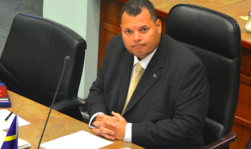 Asjes: 'We will not tolerate civil servants who stand in the way of progress!'  | Foto Persbureau Curacao