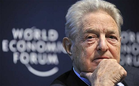 Mr Soros compared the current crisis to the collapse of the Soviet empire and the Great Depression | Photo: AFP