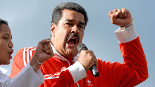 The Maduro government is unlikely to withstand this year's heavy debt service obligations