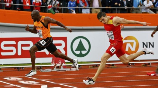 Churandy Martina gediskwalificeerd op 200 meter | Reuters