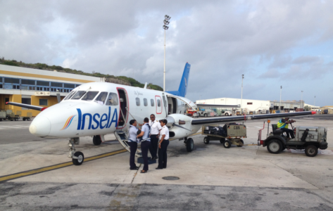 """Management Letter: """"InselAir in challenging times"""" 