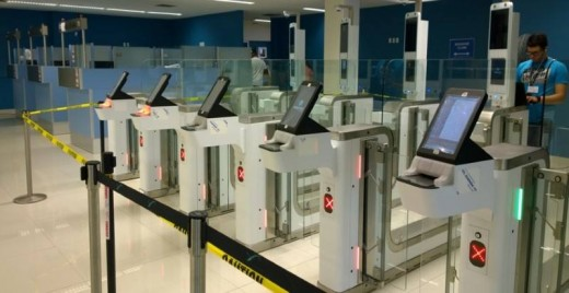 Remember to fill out ED Card online to use eGates at airport