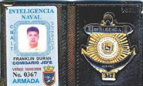 MOSSACK AND FONSECA WORKED FOR FRANKLIN DURAN WHILE HE WAS SERVING TIME IN AN AMERICAN PRISON