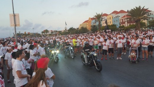 Ride for the Roses Curacao 2016