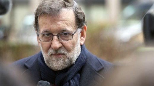 Maduro, who accuses Spain of working to undermine his government, called Rajoy a racist, a colonialist and corrupt trash