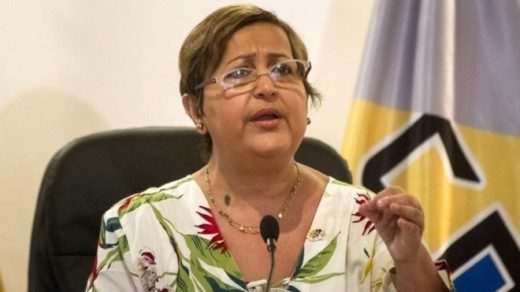 Venezuela's Electoral Council President Tibisay Lucena said there were many irregularities in the petition