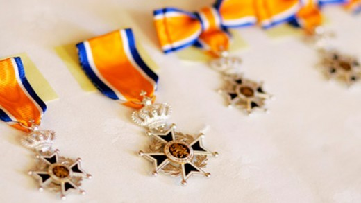 Royal Decoration for 33 in Dutch Caribbean